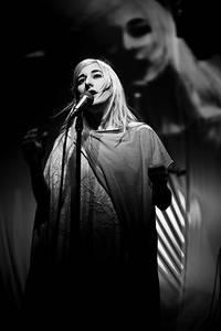 2012-03-30 - Zola Jesus performs at Umeå Open, Umeå