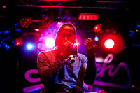 2012-03-31 - Dead Prez performs at Sticky Fingers, Göteborg