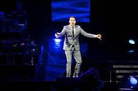 2012-04-18 - Michael Bublé spelar på Globen, Stockholm