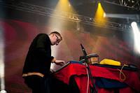 2012-05-25 - Slagsmålsklubben spelar på Dans Dakar, Stockholm