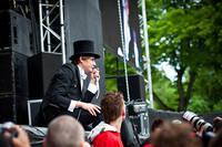 2012-05-31 - The Hives spelar på Siesta!, Hässleholm