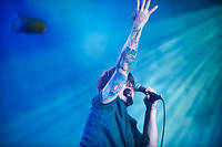 2012-06-15 - Billy Talent spelar på Greenfield Festival, Interlaken