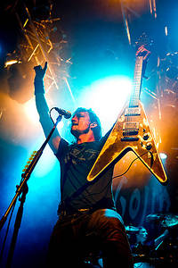 2012-06-16 - Gojira spelar på Metaltown, Göteborg