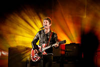 2012-06-16 - Noel Gallagher's High Flying Birds spelar på Hultsfredsfestivalen, Hultsfred