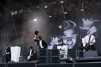 2012-06-17 - The Hives spelar på Greenfield Festival, Interlaken