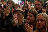 2012-06-29 - Thomas Di Leva spelar på Peace & Love, Borlänge