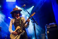 2012-06-30 - Deadman spelar på Peace & Love, Borlänge