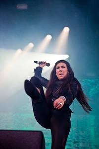 2012-08-17 - Amaranthe spelar på Liseberg, Göteborg