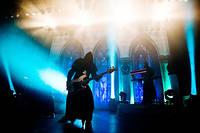 2013-03-28 - Ghost spelar på Tyrol, Stockholm