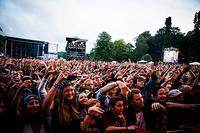 2013-08-10 - Kendrick Lamar performs at Way Out West, Göteborg