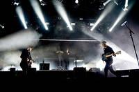 2013-08-30 - The XX performs at Popaganda, Stockholm