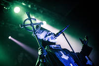 2013-11-25 - Ghost performs at Mejeriet, Lund