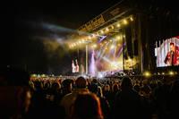 2014-06-07 - Volbeat spelar på Sweden Rock Festival, Sölvesborg