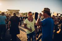 2014-06-07 - Områdesbilder spelar på Sweden Rock Festival, Sölvesborg