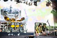 2014-08-07 - Motörhead spelar på Way Out West, Göteborg