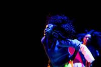2014-10-31 - Ethiocolor spelar på Nalen, Stockholm