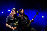 2014-11-28 - At the Gates spelar på Arenan, Stockholm