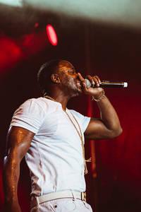 2015-08-29 - Akon performs at Zinkensdamms IP, Stockholm