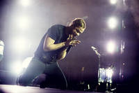 2015-10-21 - Imagine Dragons spelar på Globen, Stockholm