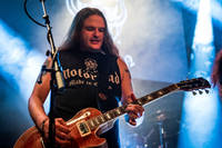 2016-07-15 - Bombers performs at Gefle Metal Festival, Gävle