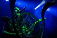 2016-07-15 - Behemoth spelar på Gefle Metal Festival, Gävle