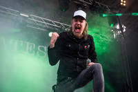 2016-07-15 - At the Gates performs at Gefle Metal Festival, Gävle