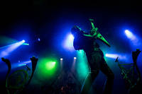 2016-07-15 - Behemoth performs at Gefle Metal Festival, Gävle