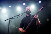 2016-07-15 - Ihsahn spelar på Gefle Metal Festival, Gävle