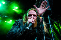 2016-07-16 - Dark Tranquillity performs at Gefle Metal Festival, Gävle