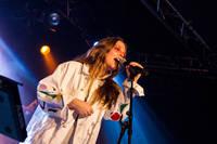 2017-03-09 - Maggie Rogers performs at Debaser Hornstulls Strand, Stockholm