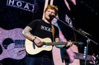 2017-03-30 - Ed Sheeran performs at Globen, Stockholm