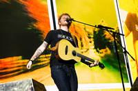 2017-03-30 - Ed Sheeran spelar på Globen, Stockholm