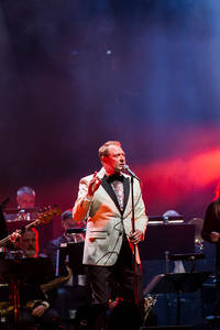2017-03-31 - Weeping Willows performs at Globen, Stockholm