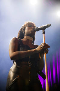 2017-04-12 - Sabina Ddumba performs at Cirkus, Stockholm