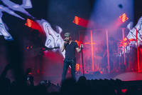 2017-05-03 - Enrique Iglesias performs at Globen, Stockholm