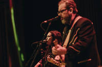 2017-05-10 - The Handsome Family performs at Nalen, Stockholm