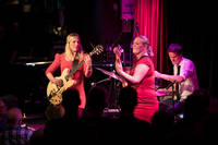2017-05-22 - Hedvig Mollestad Trio performs at Fasching, Stockholm
