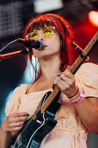 2017-08-10 - Angel Olsen performs at Way Out West, Göteborg