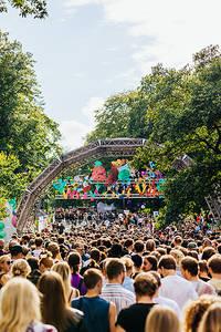 2017-08-11 - Områdesbilder performs at Way Out West, Göteborg
