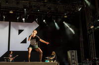 2017-08-11 - MØ performs at Way Out West, Göteborg