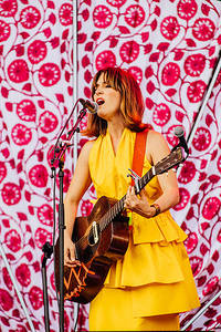 2017-08-11 - Feist performs at Way Out West, Göteborg
