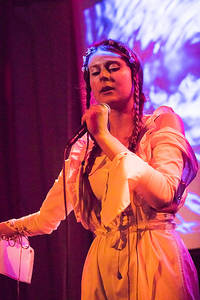2017-08-11 - Lydia Ainsworth performs at Way Out West, Göteborg