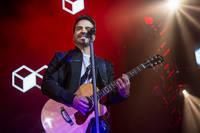 2017-08-12 - Luis Fonsi spelar på Globen, Stockholm
