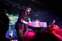 2017-09-11 - The Black Angels performs at Debaser Hornstulls Strand, Stockholm