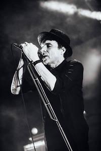2017-10-12 - Thåström performs at Lisebergshallen, Göteborg