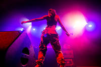 2017-10-12 - Princess Nokia performs at Razzmatazz, Barcelona